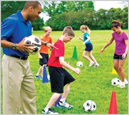 easy to implement physical eduction activity curriculum